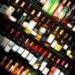 Alcoholic drinks — Stock Photo #12059602