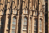 Sagrada familia, barcelona — Stok fotoğraf