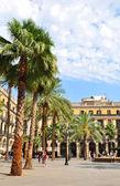 西班牙巴塞罗那 — 图库照片