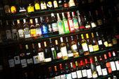 Bebidas alcoólicas — Fotografia Stock