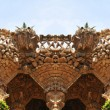 Viaducts in Park Guell, Barcelona — Stock Photo #12061676