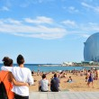 Barceloneta, Spain — Stock Photo