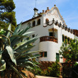 Stock Photo: Gaudi house