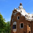 gaudi architecture — Stock Photo