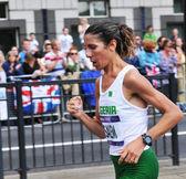 London 2012 Olympic Marathon — Stock Photo