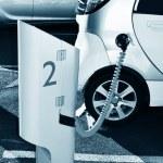 Electric car — Stock Photo #31339117