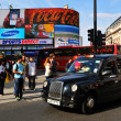Piccadilly Circus in London, UK — Stock Photo #31337321