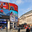 Piccadilly Circus in London, UK — Stock Photo #31337359