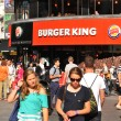 Burger King — Foto Stock