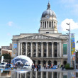 Nottingham, UK — Stock Photo #31337565