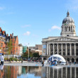 Stock Photo: Nottingham, UK