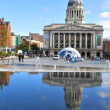 Nottingham, UK — Stock Photo #31337597