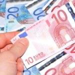 Euro banknotes — Stock Photo #31337639