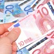Euro banknotes — Stock Photo #31337639
