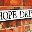 Hope Drive — Stock fotografie