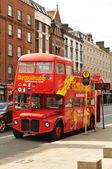Dublin sightseeing — Stock Photo
