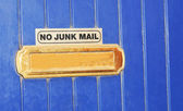 Junk mail — Stock Photo