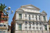 Opera gebouw in nice, frankrijk — Stockfoto