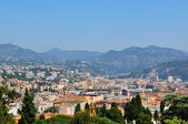Aerial view of Nice, France — Stock Photo