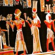 Egyptian painting — Stock Photo #31998209