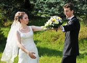 Wedding — Zdjęcie stockowe