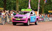 Tour de France in London, UK — Foto de Stock