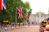 Tour de France in London, UK — Stock Photo