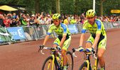 Tour de france em londres, uk — Foto Stock