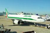 Alitalia — Stock Photo