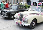 Vintage Cars Festival — Stock Photo