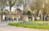 Cmentarz montmartre — Zdjęcie stockowe