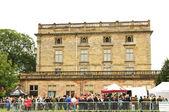 Castello di nottingham — Foto Stock