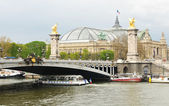Paris, frankrike — Stockfoto