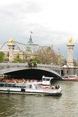 Paris, frança — Foto Stock