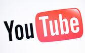 YouTube — Stock Photo