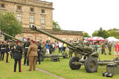 Armed Forces Day in Nottingham, UK — Stock Photo
