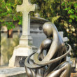 Funerary art — Stock Photo #51280489
