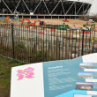 London 2012 Olympic stadium — Stock Photo #51280617