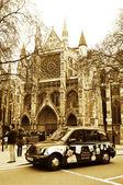 Vintage London — Stock Photo