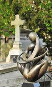 Funerary art — Stock Photo