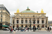 Paris Opera — Stock Photo