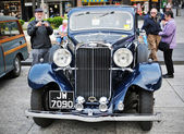 Sunbeam vintage car — Stockfoto