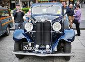 Sunbeam vintage car — Foto de Stock