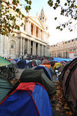 Occupy Londo — Stock Photo