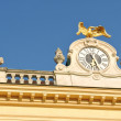 Schonbrunn palace architectural detail — Stock Photo #6904315