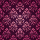 Damask seamless floral pattern — Vetorial Stock
