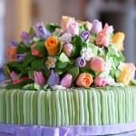 Beautiful tasty cake — Stock Photo #40213529