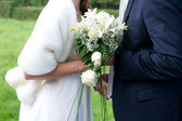 Wedding image — Stock Photo