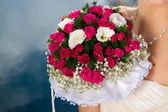 Bridal bouquet — Stock Photo