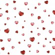 Background with hearts on Valentine's Day — Stock Photo #40289847